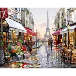Malování podle čísel Paříž M1009 Gaira - 1