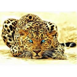 Malování podle čísel Leopard M1030 Gaira - 1