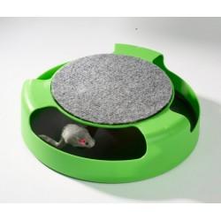 Interaktivní hračka pro kočky - chyť myšku UZD - 2