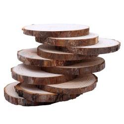 Dřevěný podtácek - letokruhy 2GS - 3