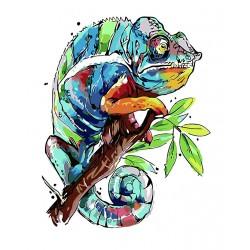 Malování podle čísel Chameleón M991319