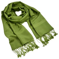 Šála teplá - zelená BI - 1