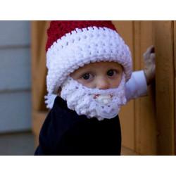 Dětská čepice Santa UZD - 1