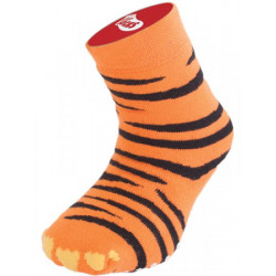 Dětské bláznivé ponožky - žirafa UZD - 1