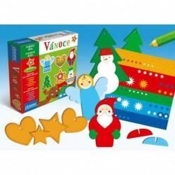 Kreativní souprava Vánoční dílna 2GS - 1