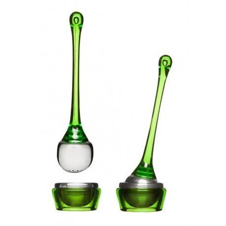 Čajové sítko SAGAFORM Tea Strainer, zelené 2GS - 1