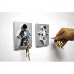 Držák klíčů - Panenka 2GS - 1