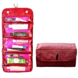 Gaira Taška na kosmetiku rolovací červená 407-26 Gaira - 1