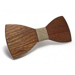 Dřevěný motýlek 709003