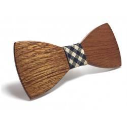 Dřevěný motýlek 709006