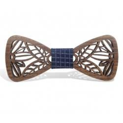 Dřevěný motýlek 709015