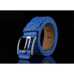 Opasek 710006-18P - modrý Gaira - 1
